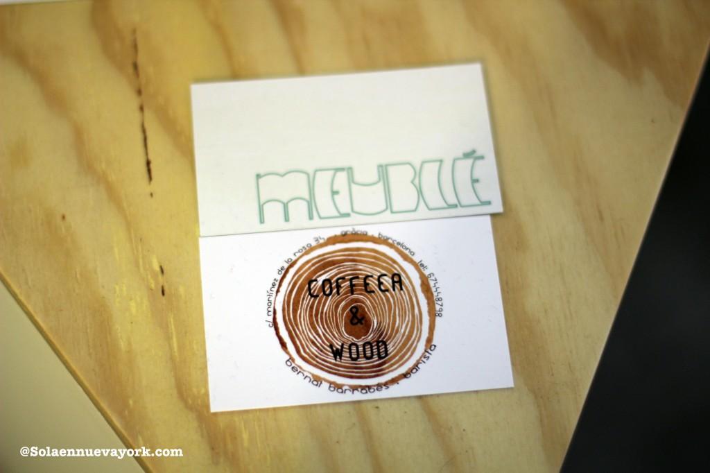 Coffeea & Wood