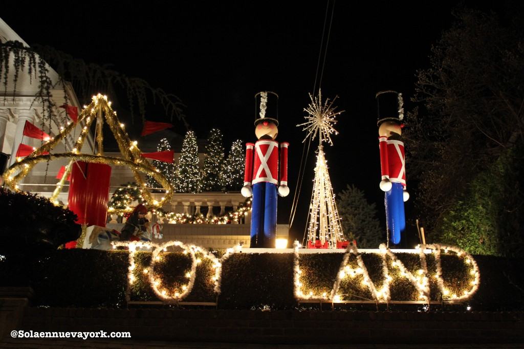 Tour Navideño Dyker Heights