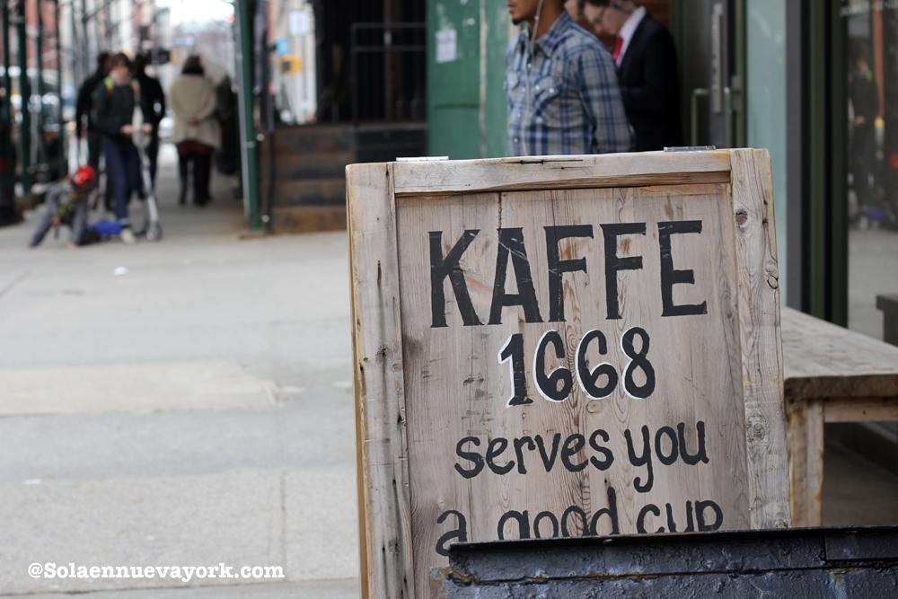 Kaffe 1668