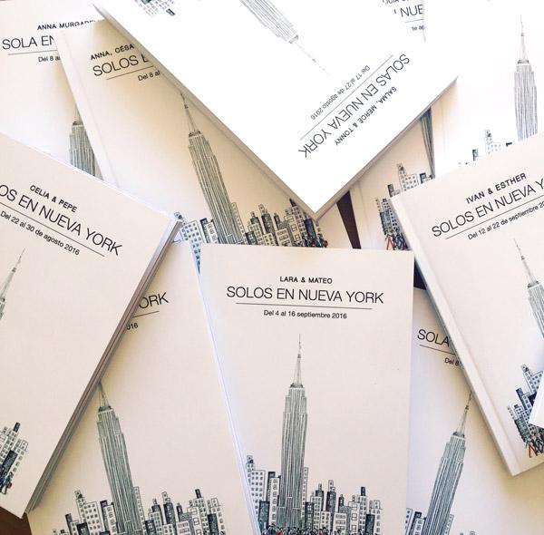 Guías personalizadas a Nueva York