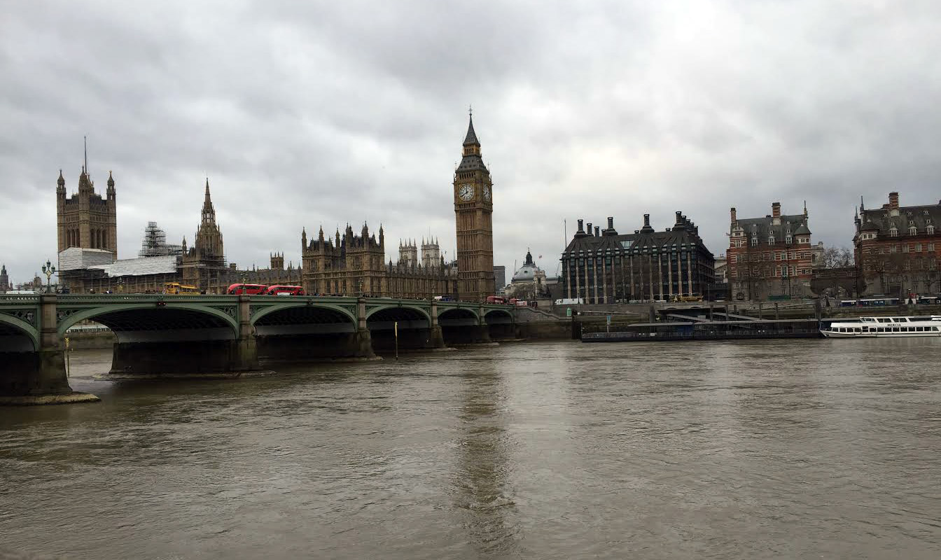 escapada neoyorkina a Londres