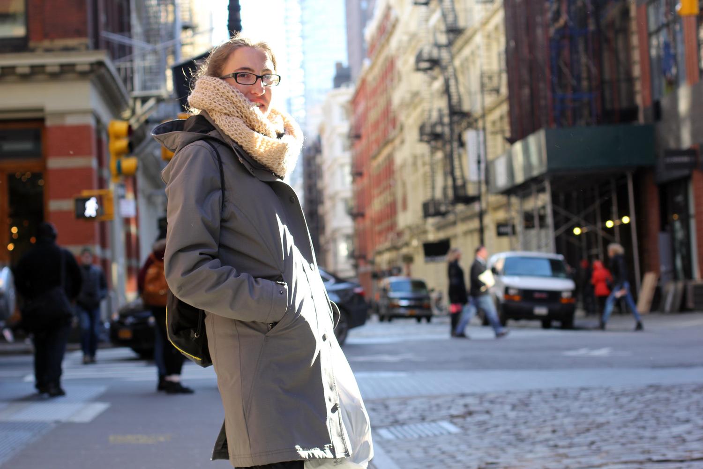 Viaje en grupo sola en NY