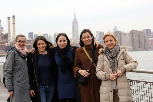 Así fue el viaje en grupo a NY de esta Semana Santa
