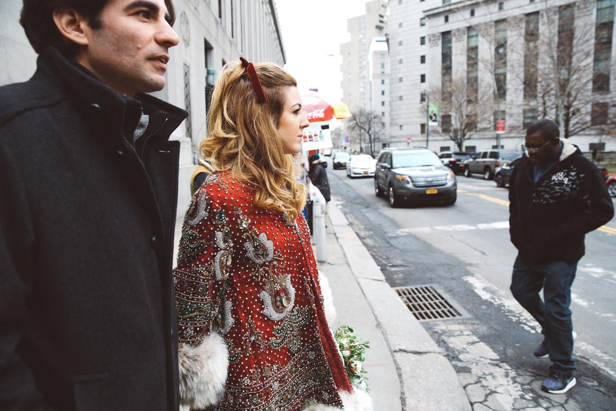 Carsarse en Nueva York