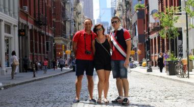 Viajes organizados a NY en grupo