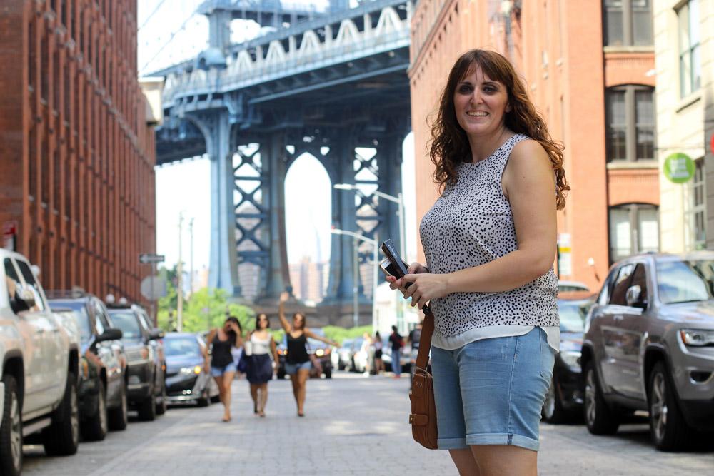 Viajes Sola en Nueva York
