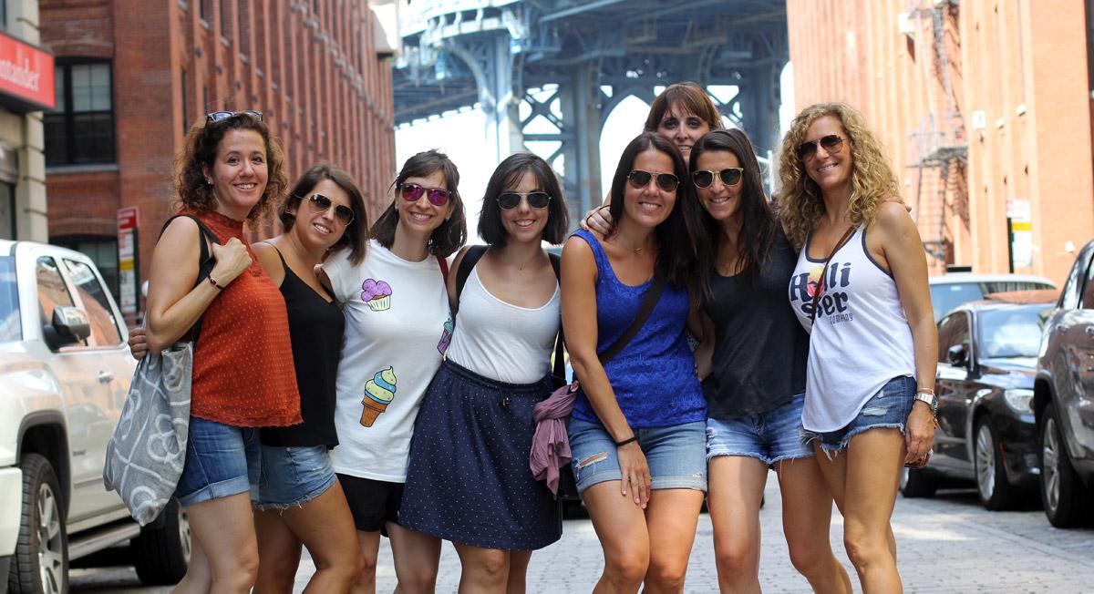 Viaje especial Solas en Nueva York