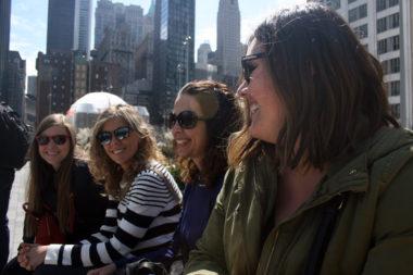 Viajar sola a Nueva York