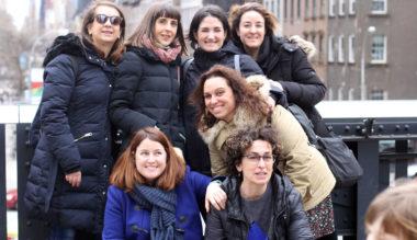 Viaje en grupo solas en Nueva York