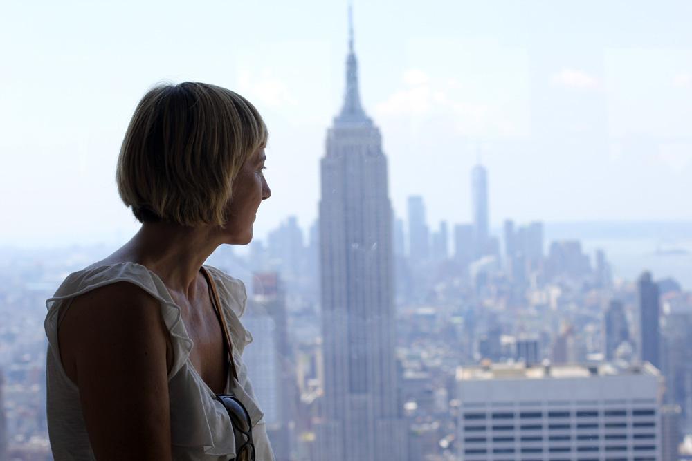 Viaje Sola en Nueva York