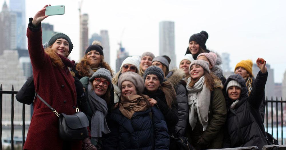 Viaje grupo NY Sola en NY
