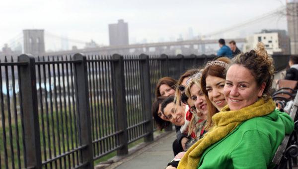 Viaje en grupo a Nueva York