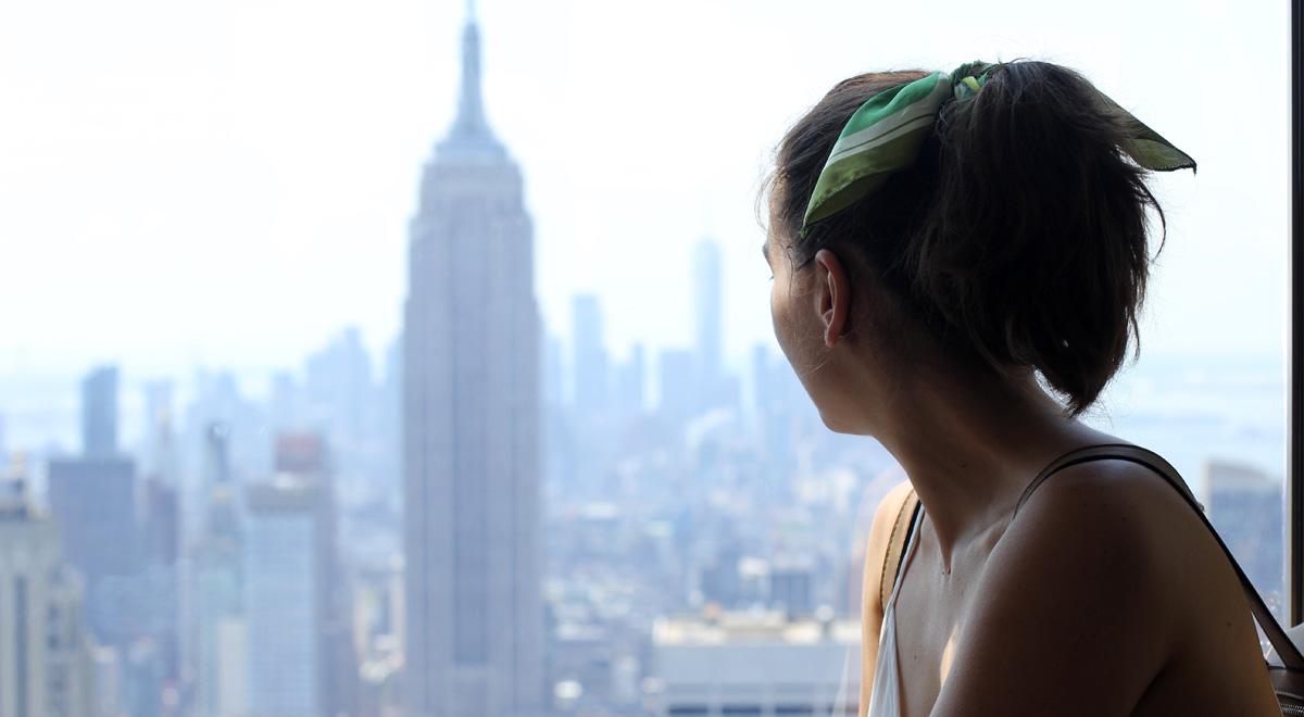 Solas en Nueva York
